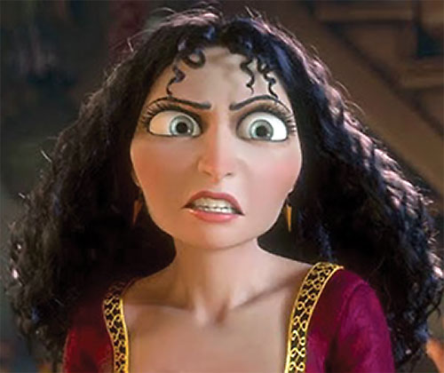 Mother Gothel (Disney's Tangled movie)