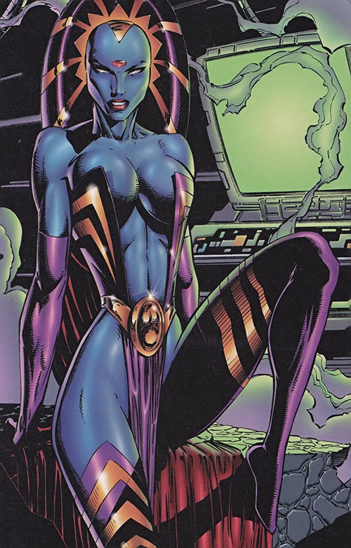 Mother May (Cyberforce enemy)