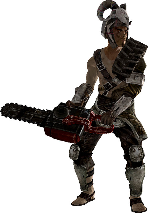 Motor-Runner of the Fiends (Fallout New Vegas)