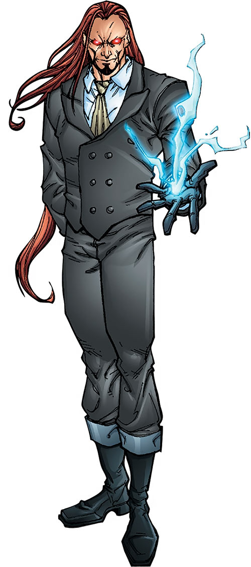Mountjoy (Bishop enemy) (Marvel Comics)