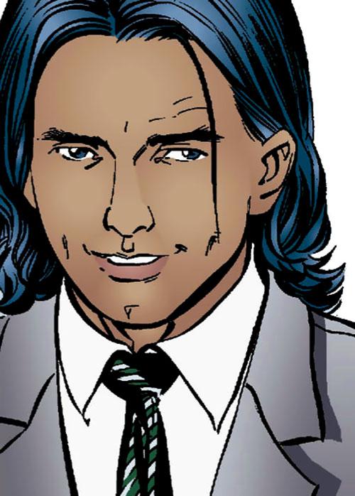 Mowgli of the Fables (DC Comics)