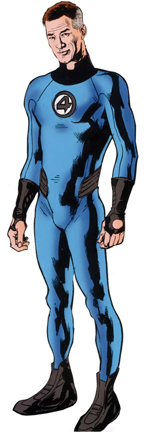 Mister Fantastic (Marvel Comics) during the 2000s