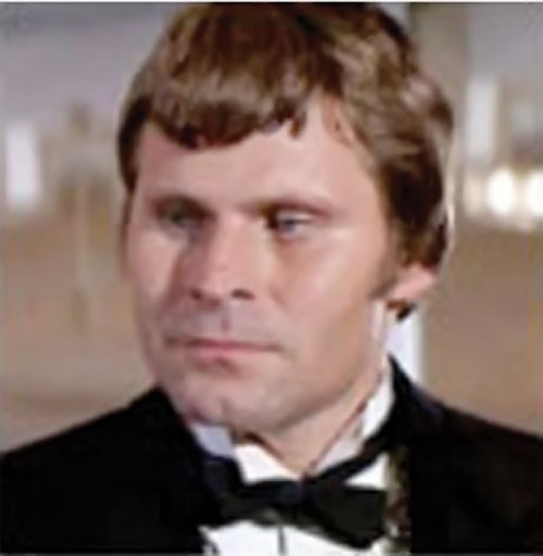 Mister Wint (Bruce Glover in James Bond Diamonds Are Forever)