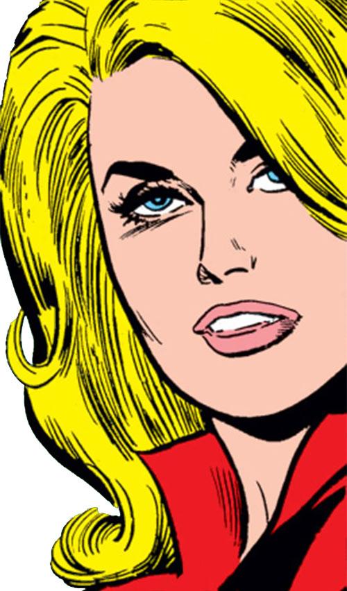 Carol Danvers (Marvel Comics) (Captain Marvel ally)