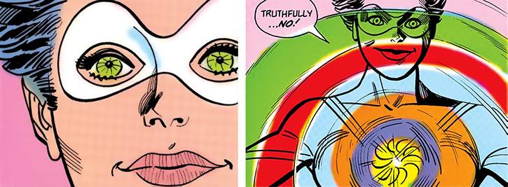 Ms. Mes of the Gang - DC Comics- Hypnosis