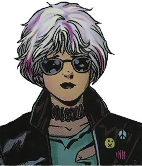 Mulholland Black of the Order (Marvel Comics)