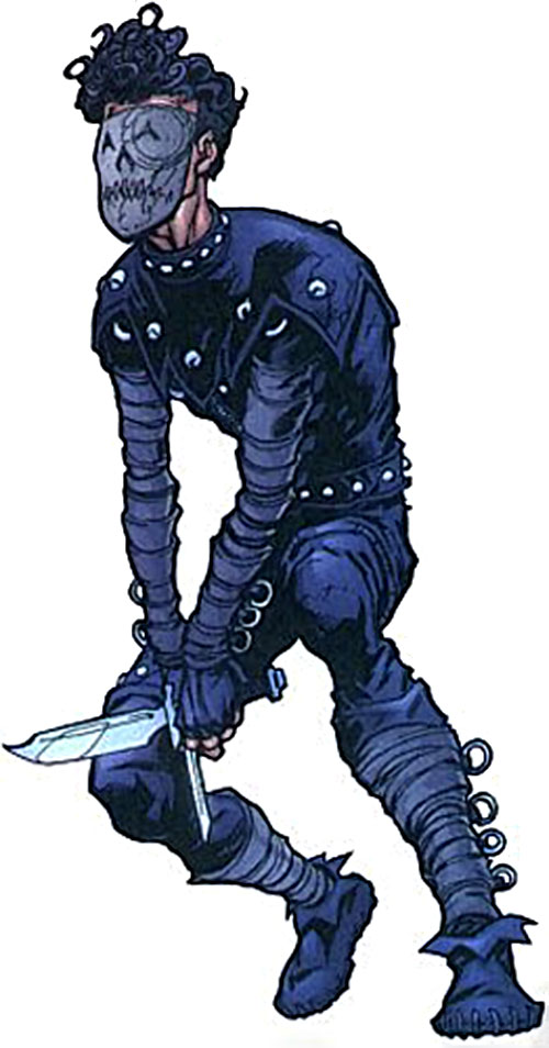 Murmur (Flash enemy) (DC Comics)