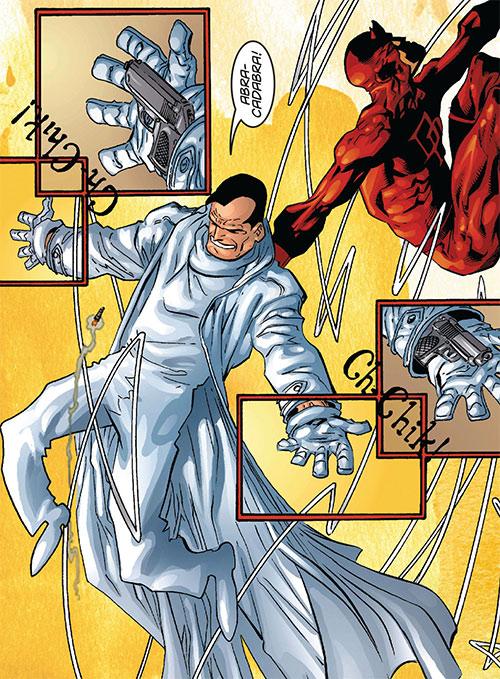 Murphy Brothers vs. Daredevil (Marvel Comics)