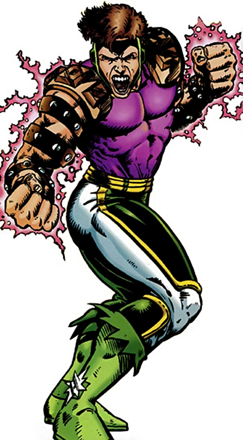Mustang of the Exiles (Malibu Comics Ultraverse)