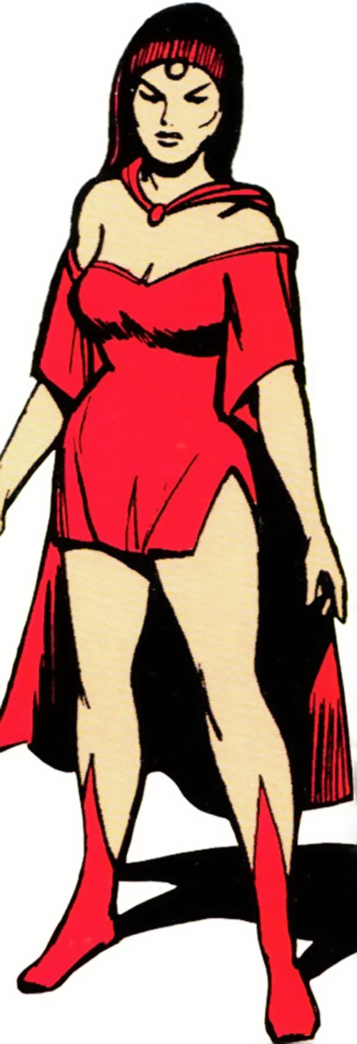 Mystelor of the Taurus Gang (Legion of Super-Heroes enemy) (DC Comics)