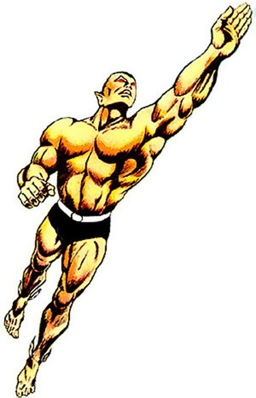 Namor (Marvel Comics)'s N2 clone