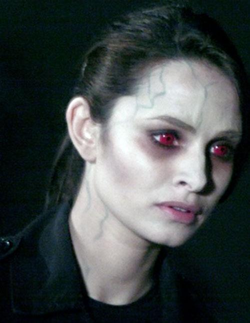 Nadia Santos (Mia Maestro in Alias) as a zombie