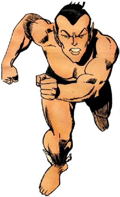 Namor the Submariner (Marvel Comics) 1950s art