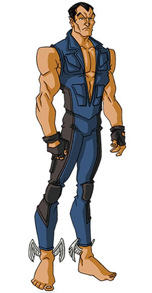 Namor the Submariner (Marvel Comics) by RonnieThunderbolts 2/2