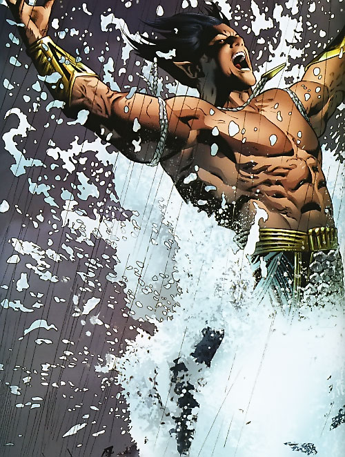 Ultimate Namor (Ultimate Marvel Comics)