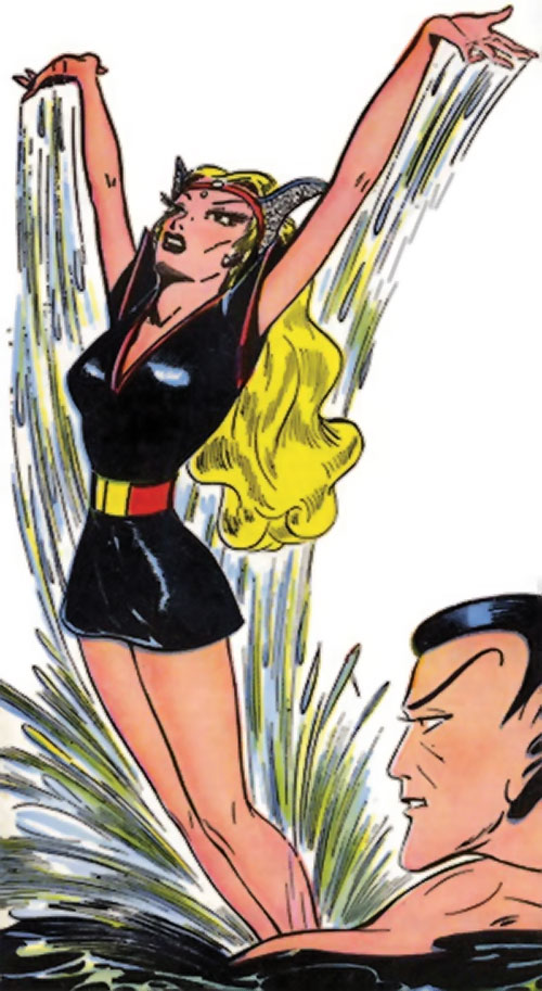 Namora (Golden Age Marvel Timely Comics)