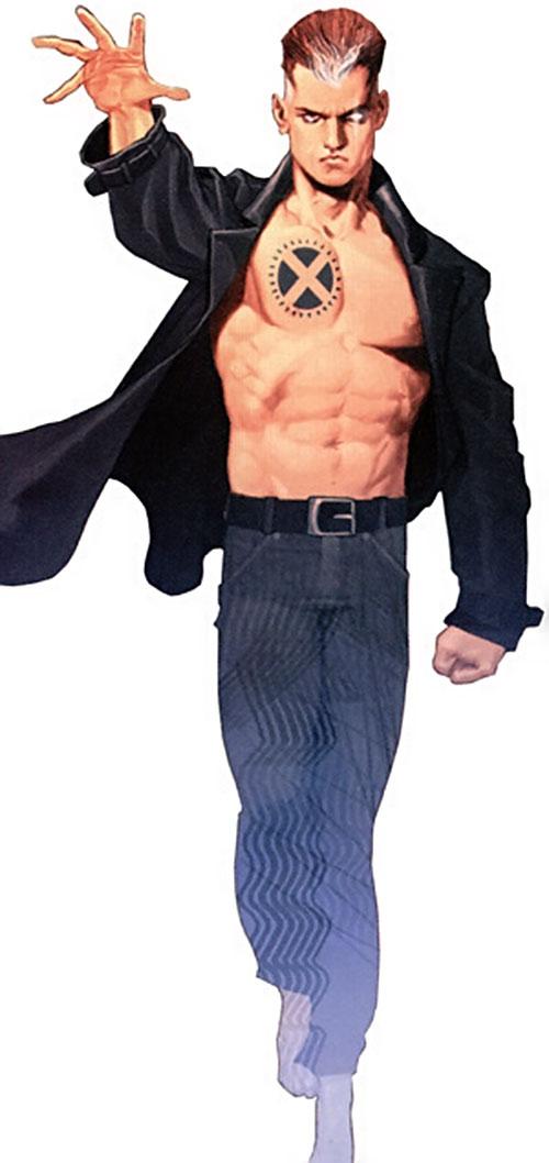 X-Man (Nate Grey) (Marvel Comics)