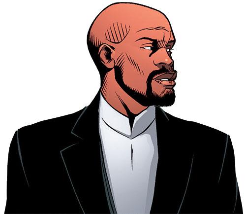 Inspector Nathan Kane (Ocean comic by Ellis) portrait