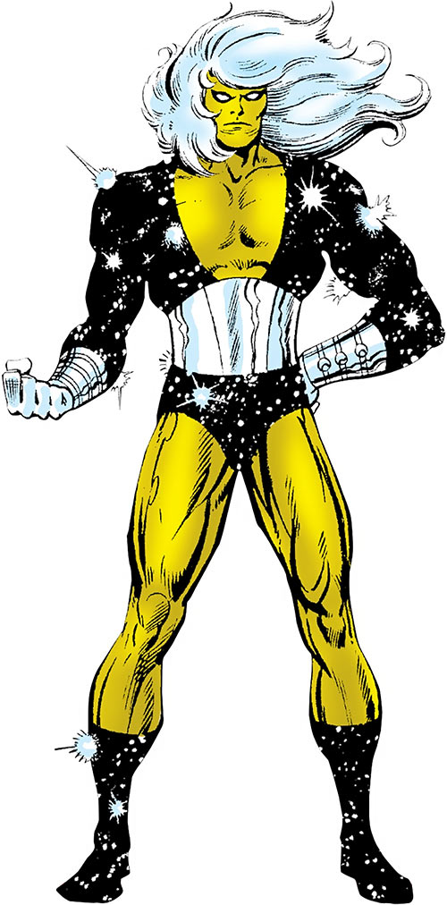 Nebulon (Defenders enemy) (Marvel Comics)