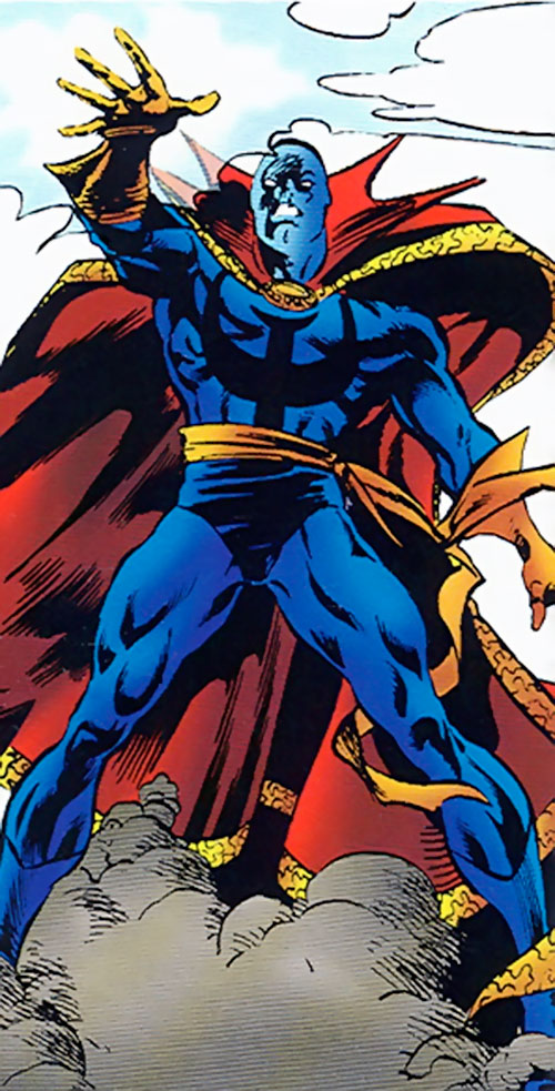 Necromancer (Doctor Strange evil double) (Marvel Comics)