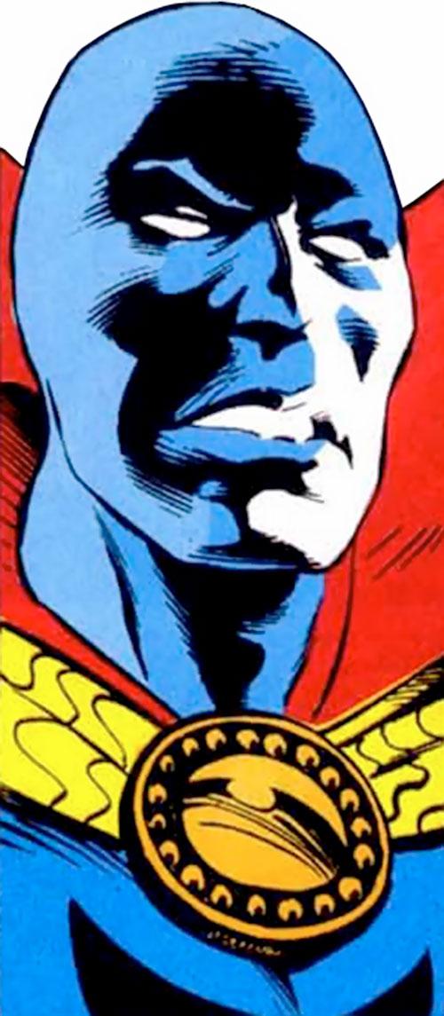 Necromancer (Doctor Strange evil double) (Marvel Comics) portrait