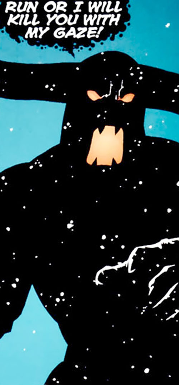 Neh-Buh-Loh (aka the Nebula Man, aka Qwewq) (7 Soldiers) (DC Comics)