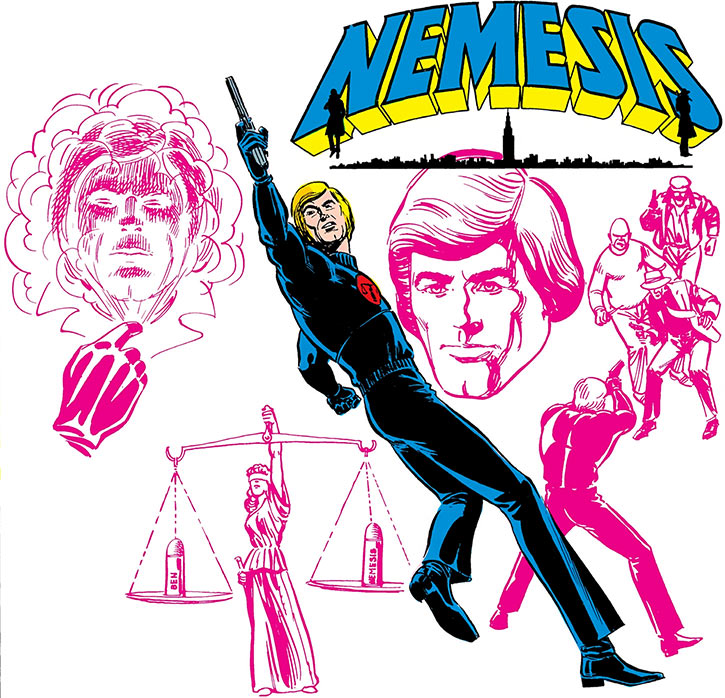 Nemesis (Thomas Tresser) Who's Who art