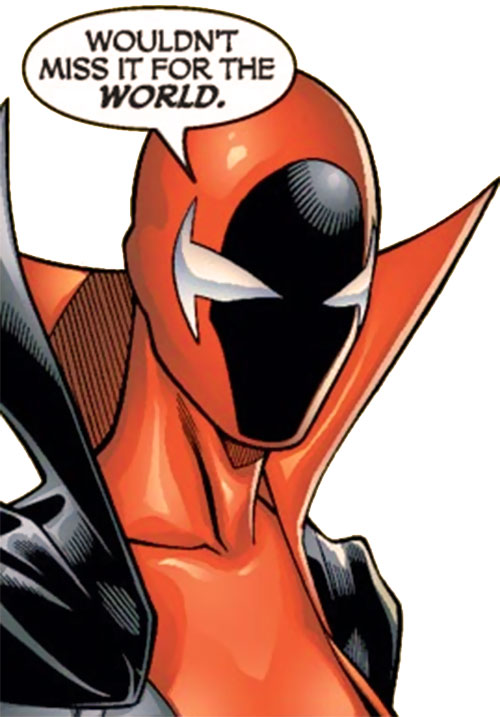 Nemesis (Alpha Flight character) (Marvel Comics) portrait
