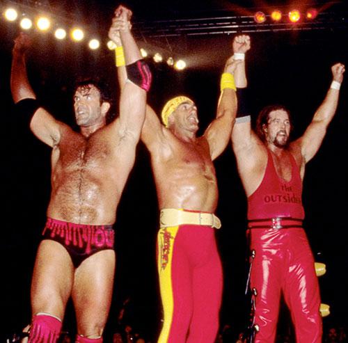 New World Order (NWO) wrestlers