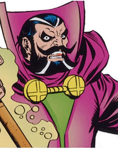 Nicholas Scratch (Marvel Comics) portrait