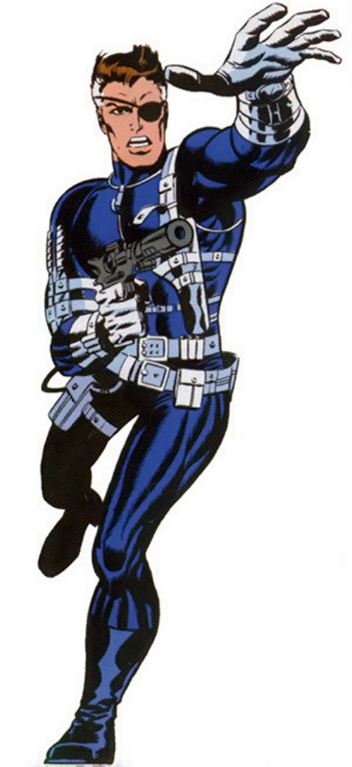 Nick Fury (Marvel Comics) during the 1960s