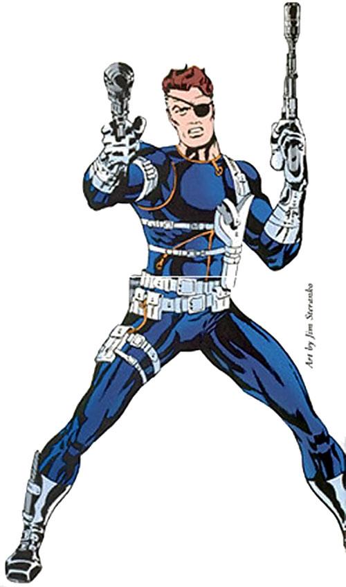 Nick Fury (Marvel Comics) by Steranko