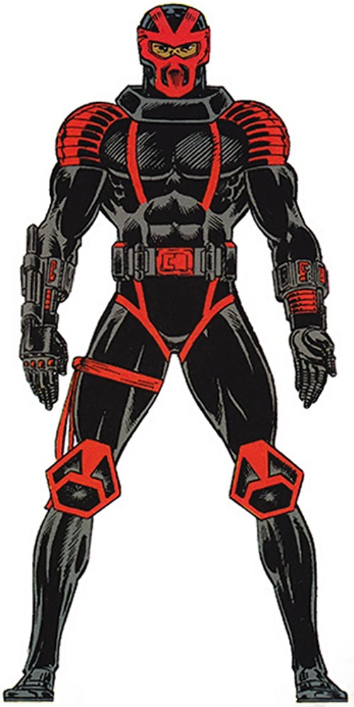 Night Thrasher (Marvel Comics)