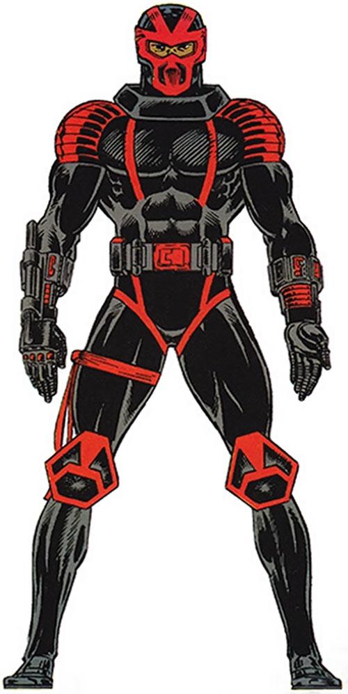 Night Thrasher (Marvel Comics)