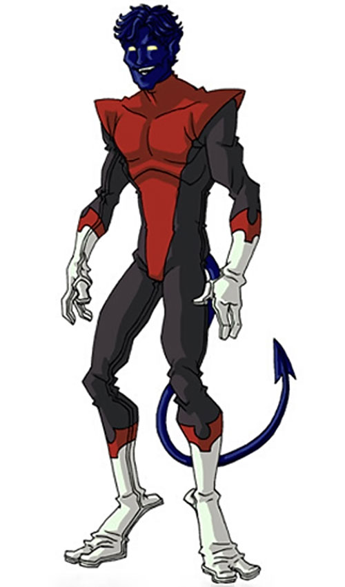 Nightcrawler (Marvel Comics) by RonnieThunderbolts 4/5