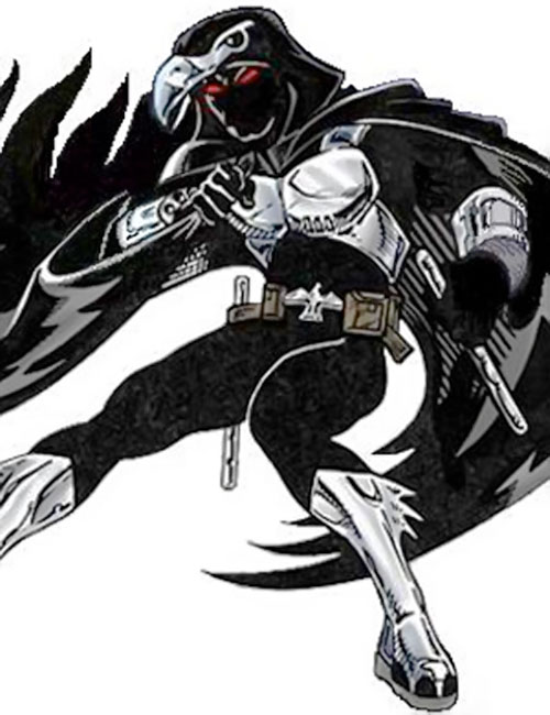 Nighthawk (Champions RPG)