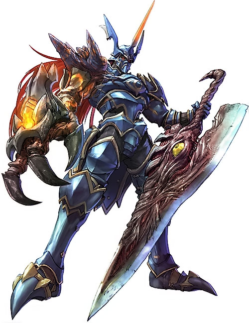 Nightmare (Soul Calibur) with Night Terror
