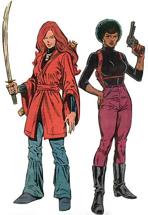 Nightwing Restoration (Marvel Comics) classic look