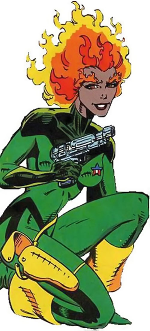 Nikki (Guardians of the Galaxy) (Marvel Comics)