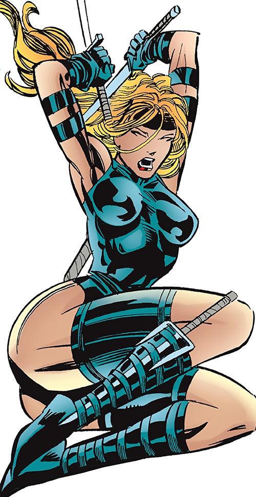 Nina McCabe (Elektra enemy) (Marvel Comics)