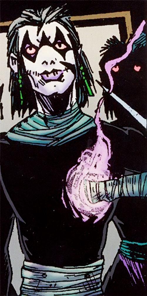 Ninja Mime (Grimjack comics)