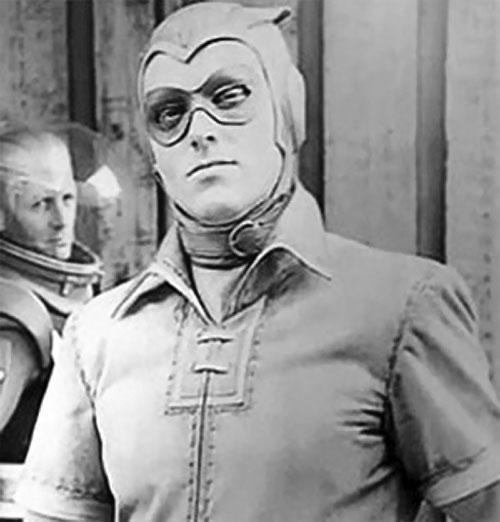Nite Owl of the Minutemen (Watchmen DC Comics) movie version