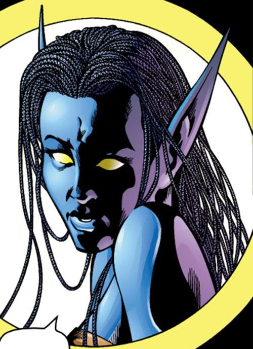 Nocturne of the Exiles (TJ Wagner) (Marvel Comics) portrait