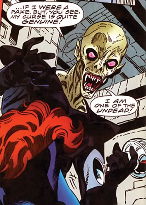 Nocturne (Lost Generation enemy) (Marvel Comics) unmasked