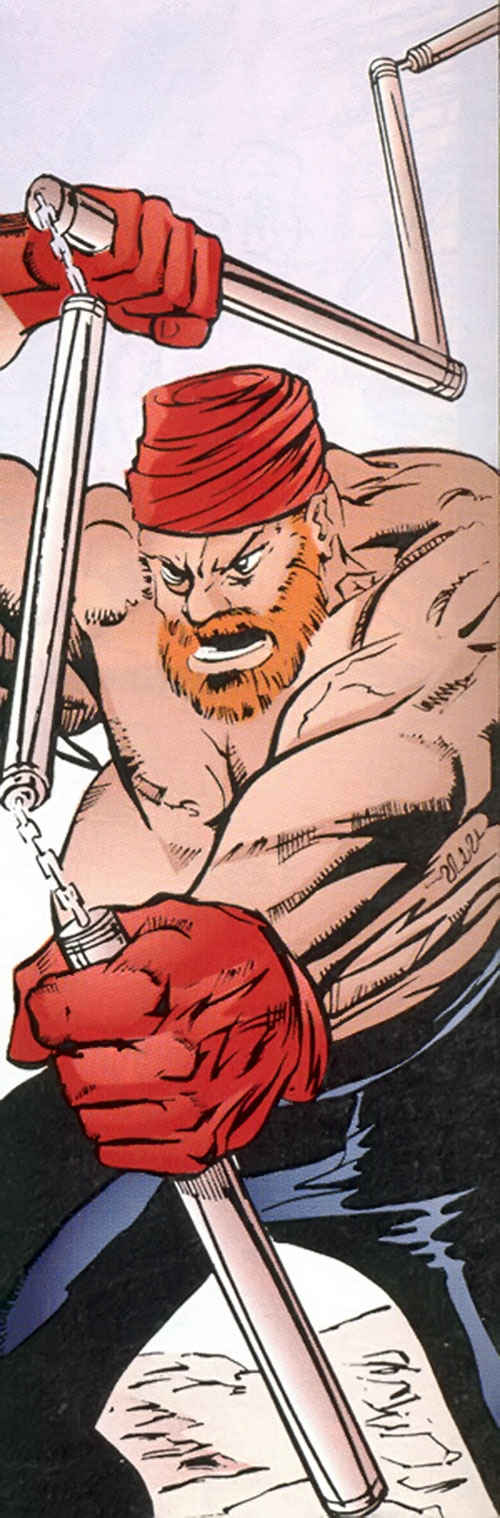 The Northern Indian Expert (Ultraverse Malibu comics)
