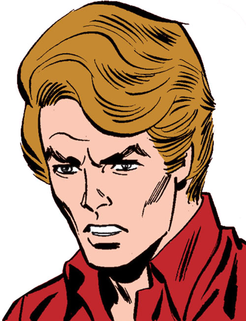 Nova (Richard Rider) (Marvel Comics) (Classic era) portrait