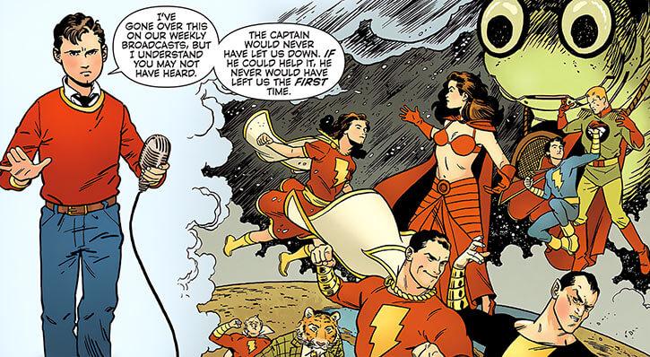 Nyola the Aztec priestess - DC Comics - Convergence Shazam