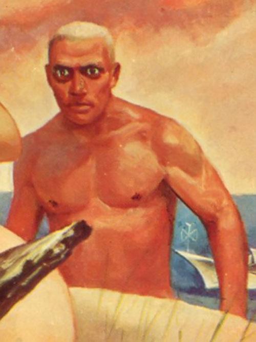 Odd John (Olaf Stapledon) vintage cover