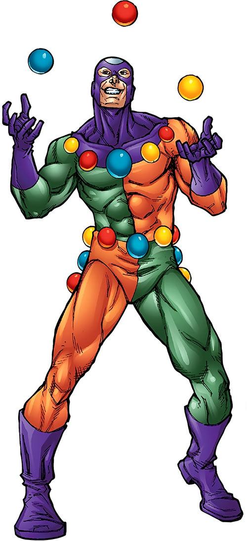 Oddball of the Death-Throws (Hawkeye enemy) (Marvel Comics)