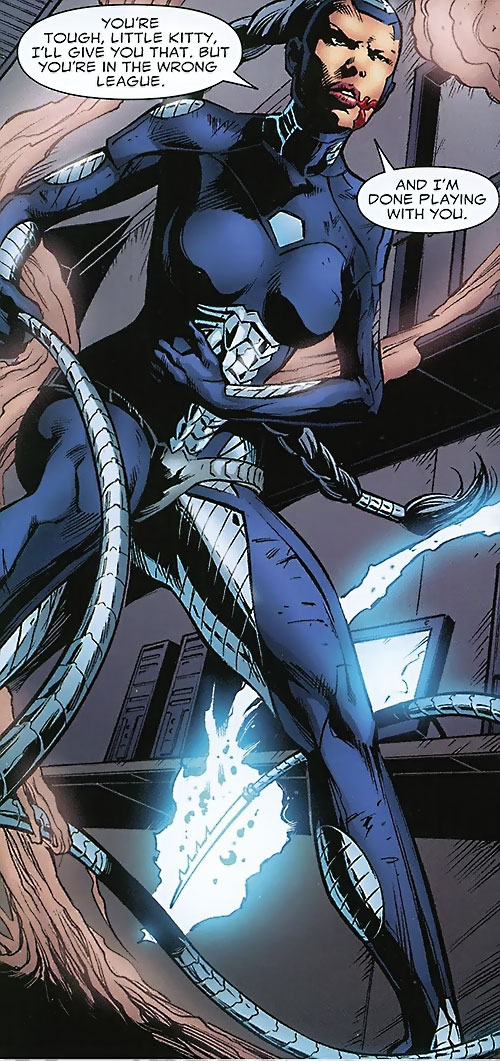 Ohyaku (Black Panther enemy) (Marvel Comics)